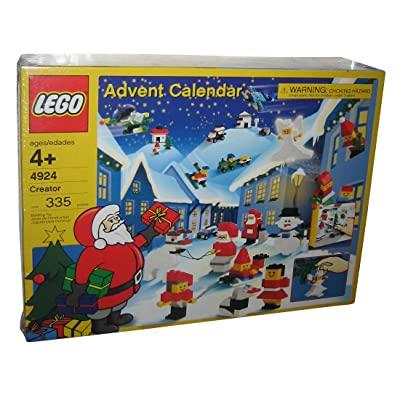LEGO Advent Calendar: Toys & Games