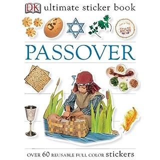 Ultimate Sticker Book: Passover (Ultimate Sticker Books)