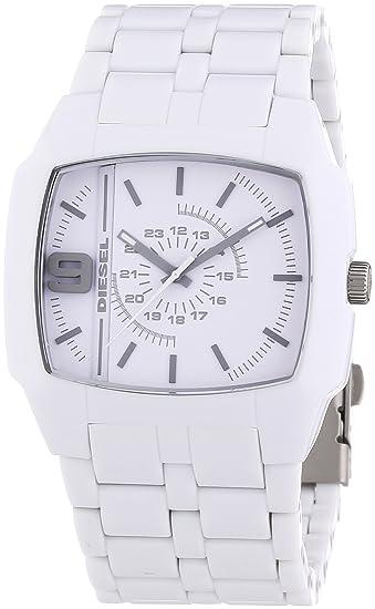 856e41e4fc07 Diesel DZ1548 - Reloj analógico de cuarzo para hombre con correa de  plástico