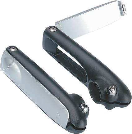 Topeak Bicycle Handlebar Bar /'n/' Mirror Ergo grips with integrated Mirrors Pair