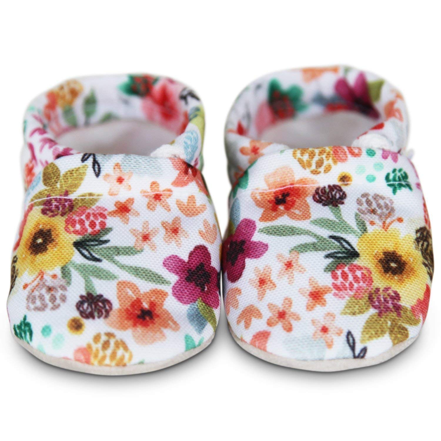 CLAMFEET Organic soft soled baby shoes, JUNE