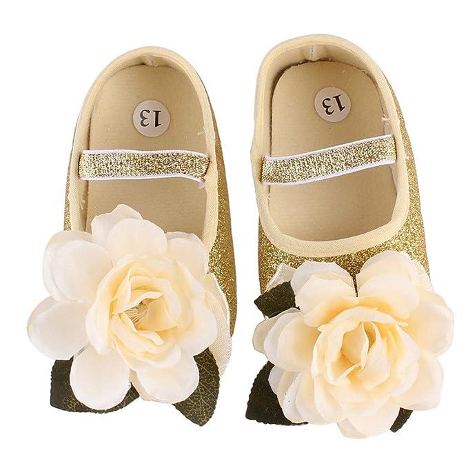 Amazon.com: Creazrise Zapatos de bebé para caminar, suaves y ...