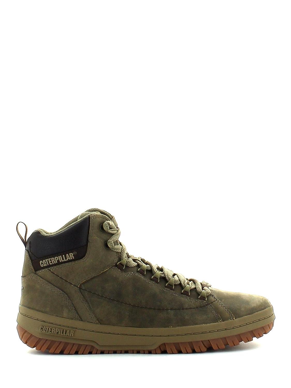 Caterpillar P718040 APA HI Cat Beaned Zapatos Brun Hombre scarponici 41 EU|Marrone