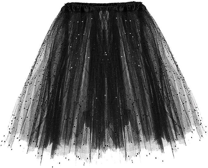 Alaso - Falda de Pelota de Color para Mujer, para Adultos, Fiestas ...