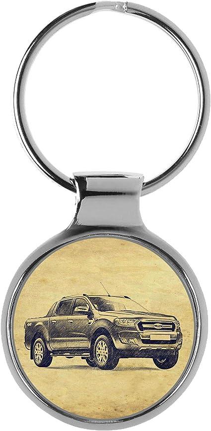 Kiesenberg Schlüsselanhänger Geschenke Für Ranger Fan A 6277 Küche Haushalt