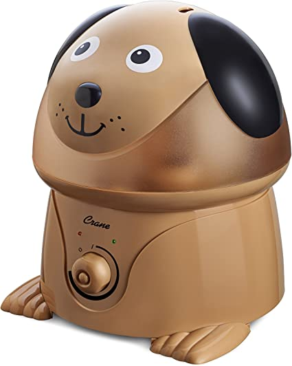 Crane Adorable Cool Mist Humidifier Cocoa the Dog: Amazon