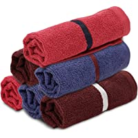 Palatial Lifestyles Set of 6 Face Towels