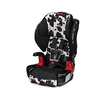 Britax Frontier ClickTight Combination Harness 2 Booster Car Seat Cowmooflage