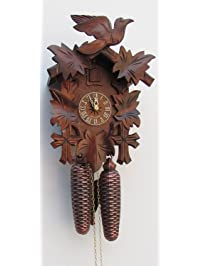 sternreiter german hand carved cuckoo clock with eightday movement