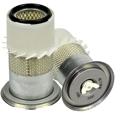 Luber-finer LAF8832 Heavy Duty Air Filter: Automotive