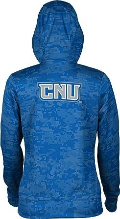 ProSphere Christopher Newport University Girls Pullover Hoodie School Spirit Sweatshirt Heathered