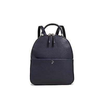 Kate Spade New York Women's Polly Medium Backpack, Blazer Blue, One Size   Backpacks