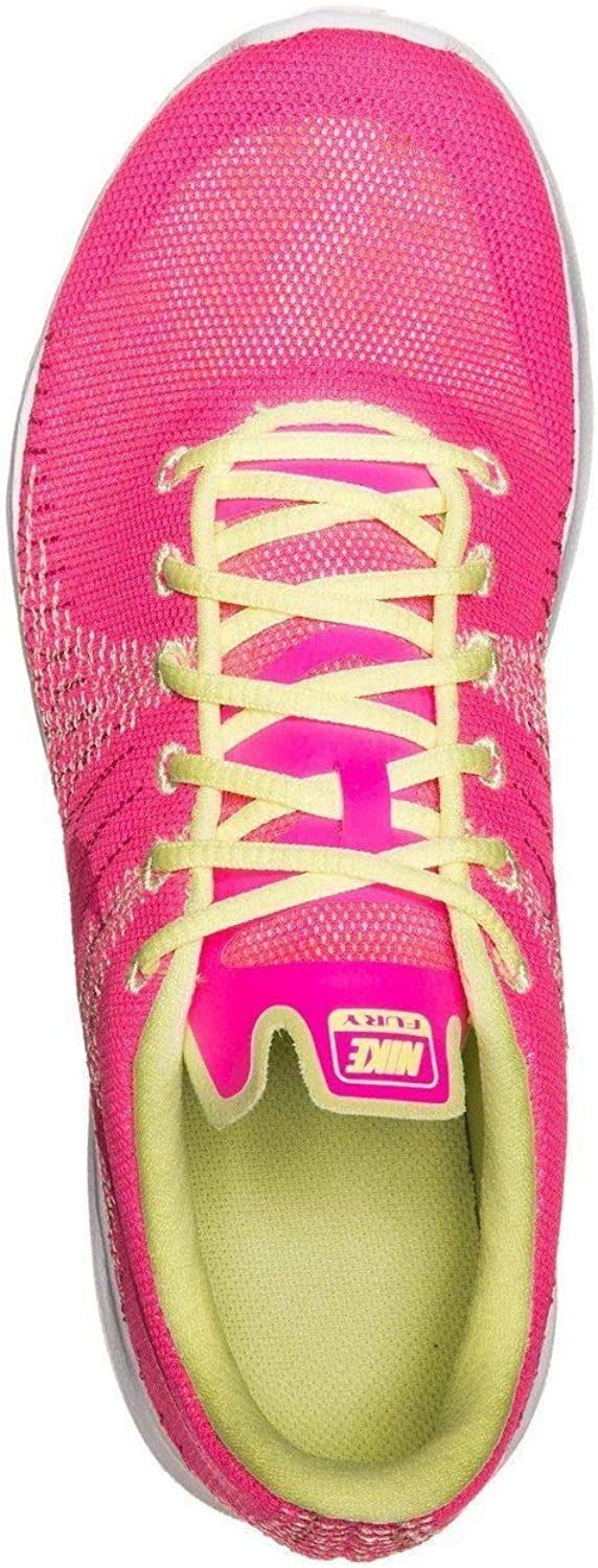 PS Size:13 Running Sneakers 725071-600 Nike Girl/'s Preschool Flex Fury