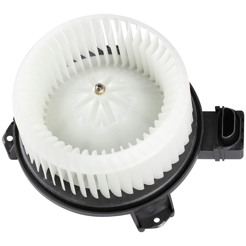 2011-2016 Scion tC 87103-02200 700230 MYSMOT HVAC Blower Motor Fan Assembly for 2009-2010 Pontiac Vibe 2009-2013 Toyota Corolla 2009-2014 Toyota Matrix 2008-2015 Scion xB