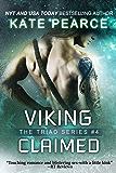 Viking Claimed (Triad Series Book 4)