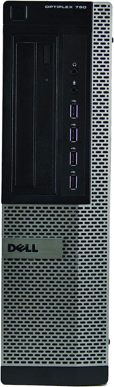 Dell 790 Desktop, Core i5-2400 3.1GHz, 4GB RAM, 500GB Hard Drive, DVDRW, Windows 10 Pro 64bit (Renewed)
