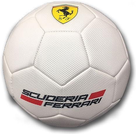 Ferrari BALÓN DE FÚTBOL Talla 5 - F666: Amazon.es: Deportes y aire ...