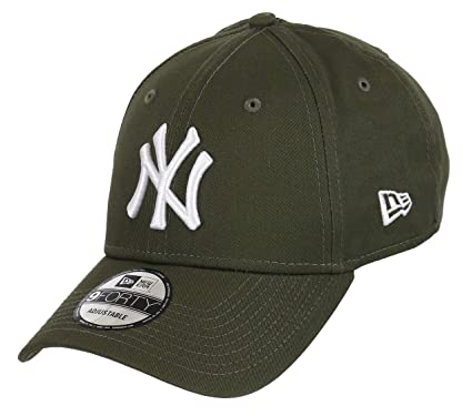 Unbekannt New Era 9forty Strapback Gorra MLB New York Yankees NY Nov ... 56a4faea15d