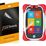 "[3-Pack] Supershieldz- High Definition Clear Screen Protector For Nabi Jr. 5"" Tablet + Lifetime Replacements Warranty [3-PACK] - Retail Packaging"