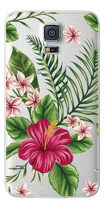 7 opinioni per NOVAGO TPU Gel Cover per Samsung Galaxy S5 / S5 Neo /S5 New- trasparente,