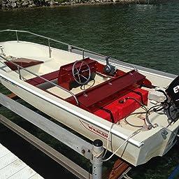 Amazon com : Moeller Boating Topside Fuel Tank (14-Gallon