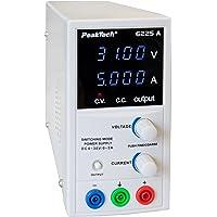PeakTech 6225 A – Fuente de alimentación 0-30V