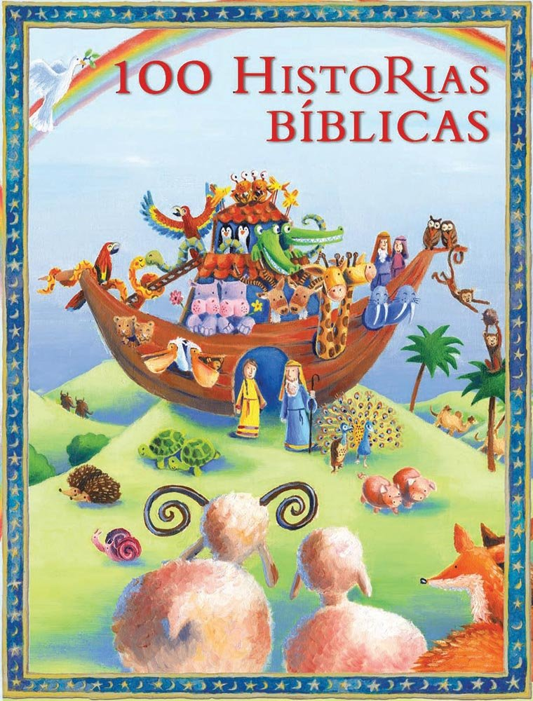 100 historias biblicas / 100 Bible Stories (Spanish Edition)