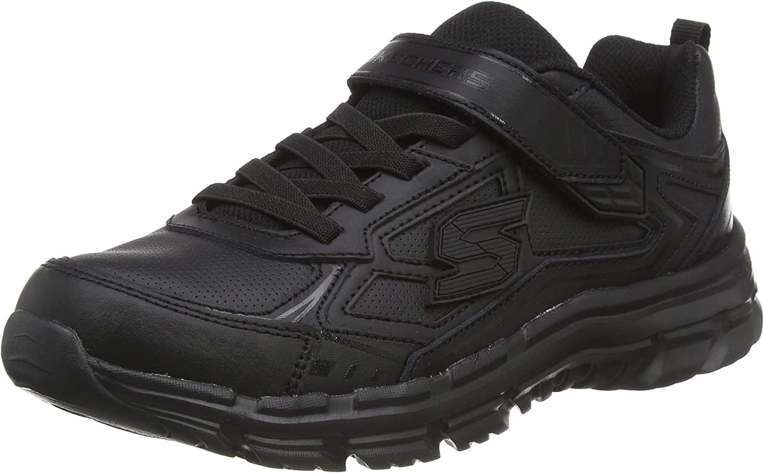 Skechers Kids Unisex-Child specialty shop Sneaker Albuquerque Mall NITRATE-95357L