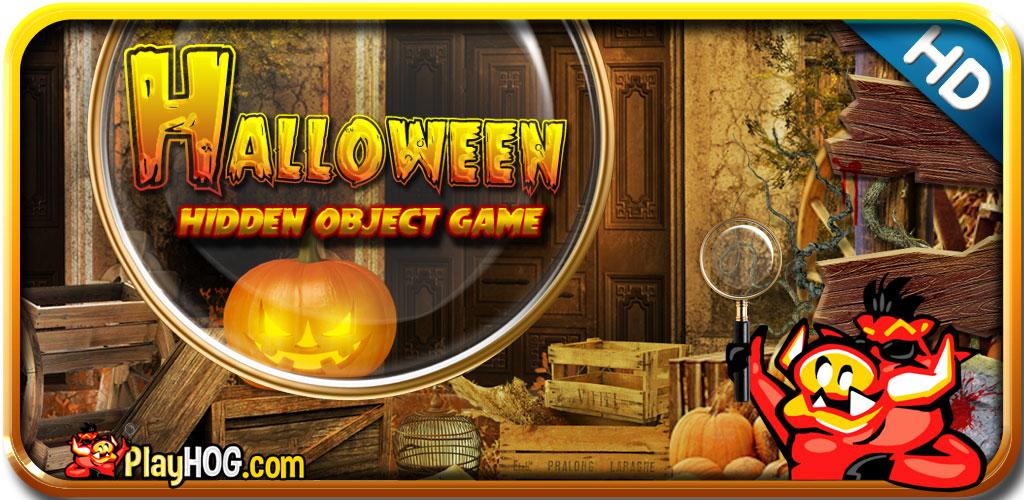 Halloween - Hidden Object Game