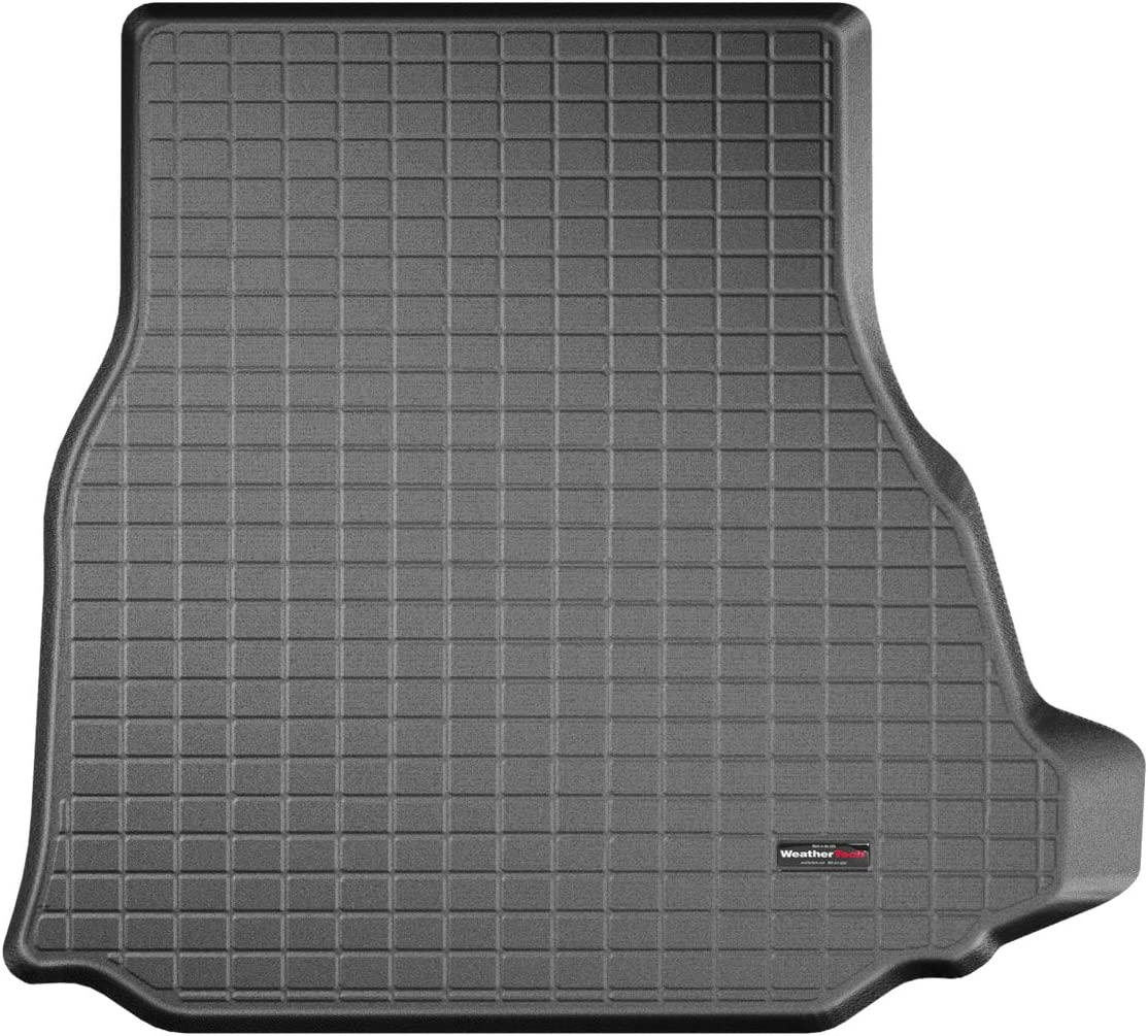 WeatherTech Custom Fit Cargo Liner Trunk Mat Black 401184
