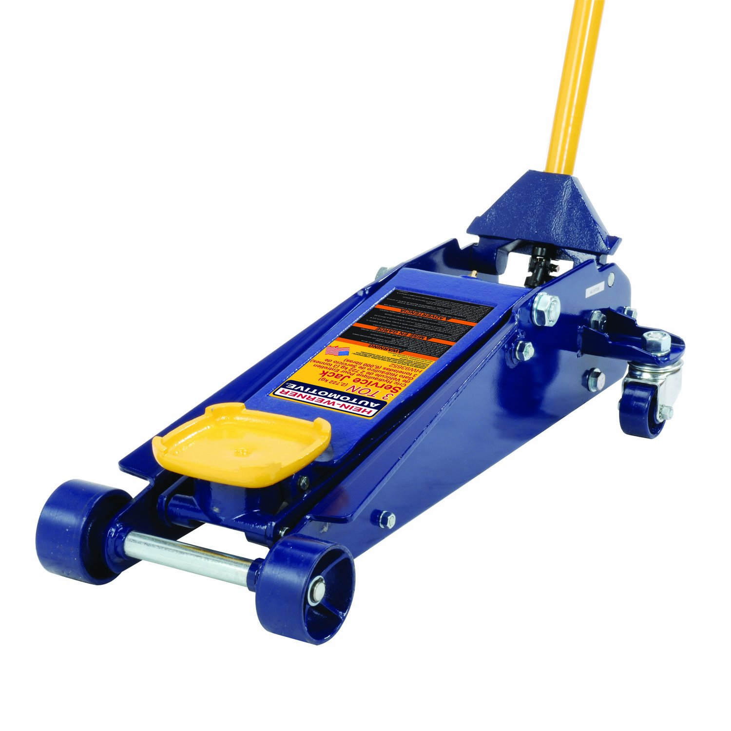 Amazon Com Hein Werner Blue Heavy Duty Service Jack
