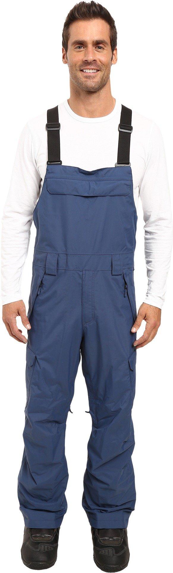 The North Face Men's Anchor Bib Pants Shady Blue (Prior Season) Large R