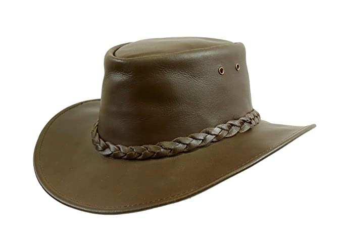 0f740ba549cb7 Colonial Murray Leather Hat
