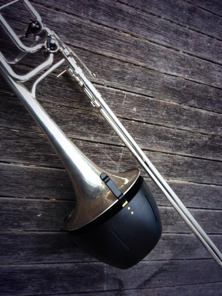 Soulo SM5905 Bass Trombone Bucket Mute