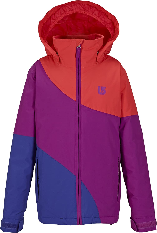 Burton Mädchen Snowboardjacke Girls Hart Jacket
