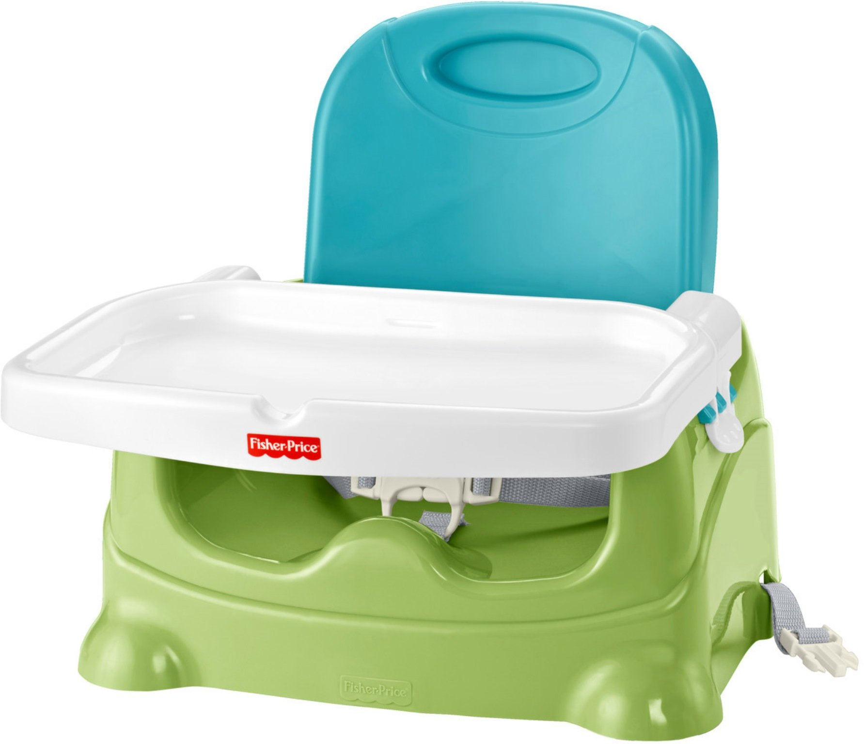 Fisher price booster chair - Fisher Price Healthy Care Booster Seat Green Blue