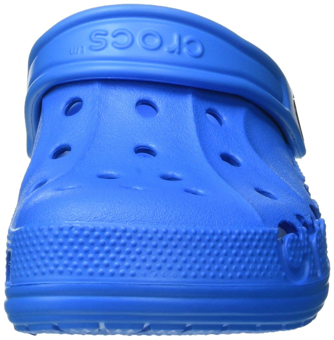Crocs Kids' Baya 10190 Clog, Ocean, 8-9 M US Toddler by Crocs (Image #4)
