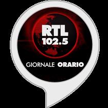 RTL 102.5 Giornale Orario