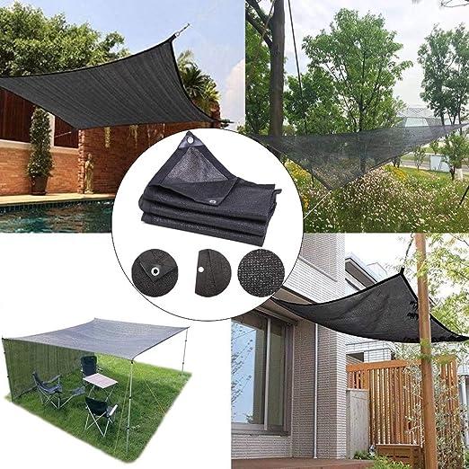 Tela Protectora para el Sol Sombra Tela Solar Malla Solar Protección Solar Resistente a los Rayos UV 70% Velocidad de sombreado Jardín Flor Planta Invernadero Pérgola o Piscina: Amazon.es: Jardín