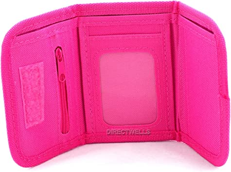 Undercover FRUW7041 Disney Frozen II Wallet with Anna and Elsa Design Approx 12 x 12.5 cm Pink