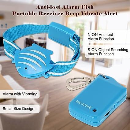 Amazon.com: AppleLand - Pulsera antipérdida de alarma para ...