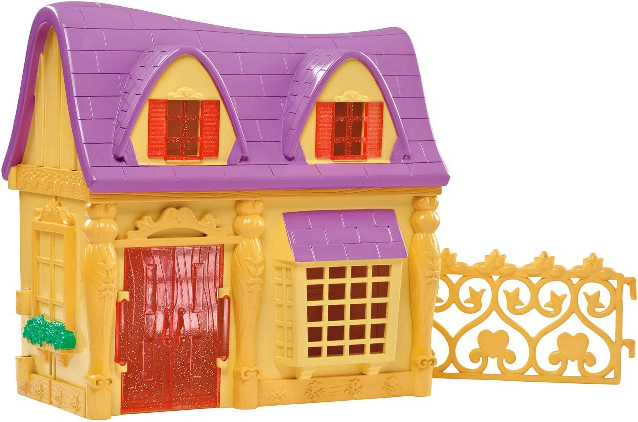 Amazon Com Disney Tangled Featuring Rapunzel Doll And Dress Shop Toys Games