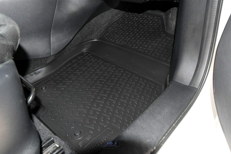 J/&J AUTOMOTIVE Tapis DE Sol en Caoutchouc 3D Exclusive Compatible avec Mazda CX-5 2012-2016 4 pcs
