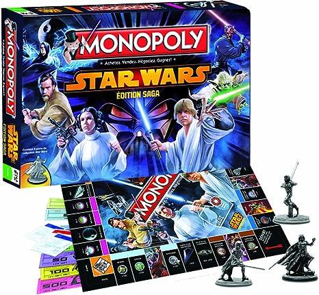 Winning Moves Monoploy - Edición Star Wars, Juego de Mesa [versión ...