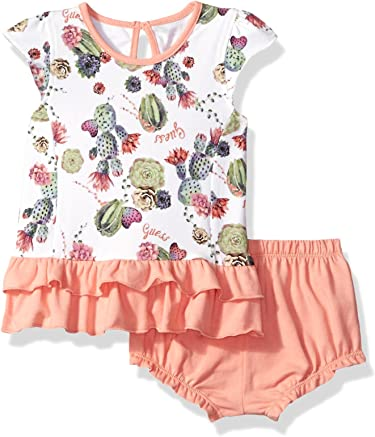 d20b24ea9 Amazon.com: Guess: baby girl (0-24m)