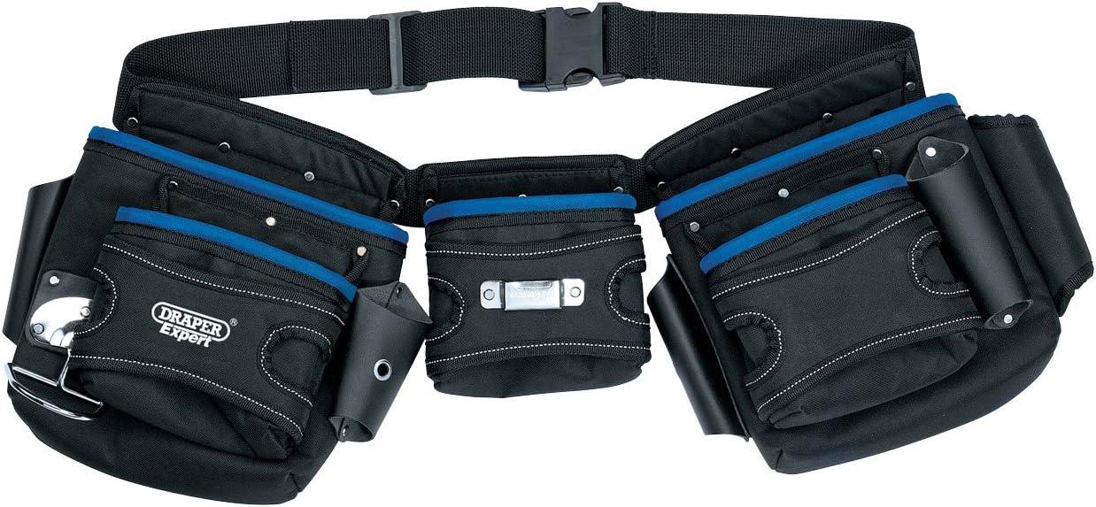 tareas pesadas Draper Expert 02985 Cintur/ón doble para herramientas