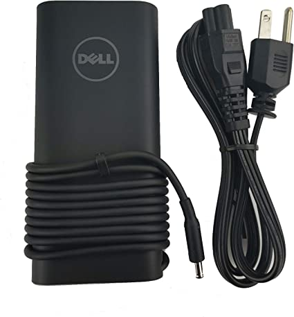 Original Dell 130W XPS 15 9530 9550 9560 AC Adapter Charger DA130PM130 4.5mm