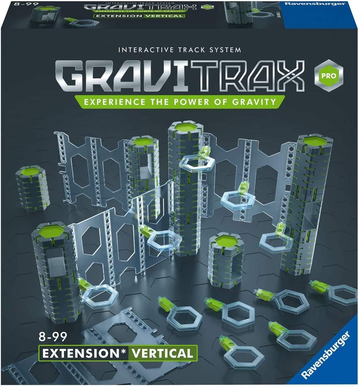 Gravitrax PRO Starter-Set VerticalRavensburger 26832Boules à partir de 8 ans