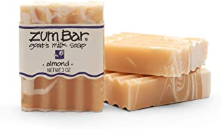 product image for Zum Bar Goat's Milk Soap - Almond - 3 oz (3 Pack)