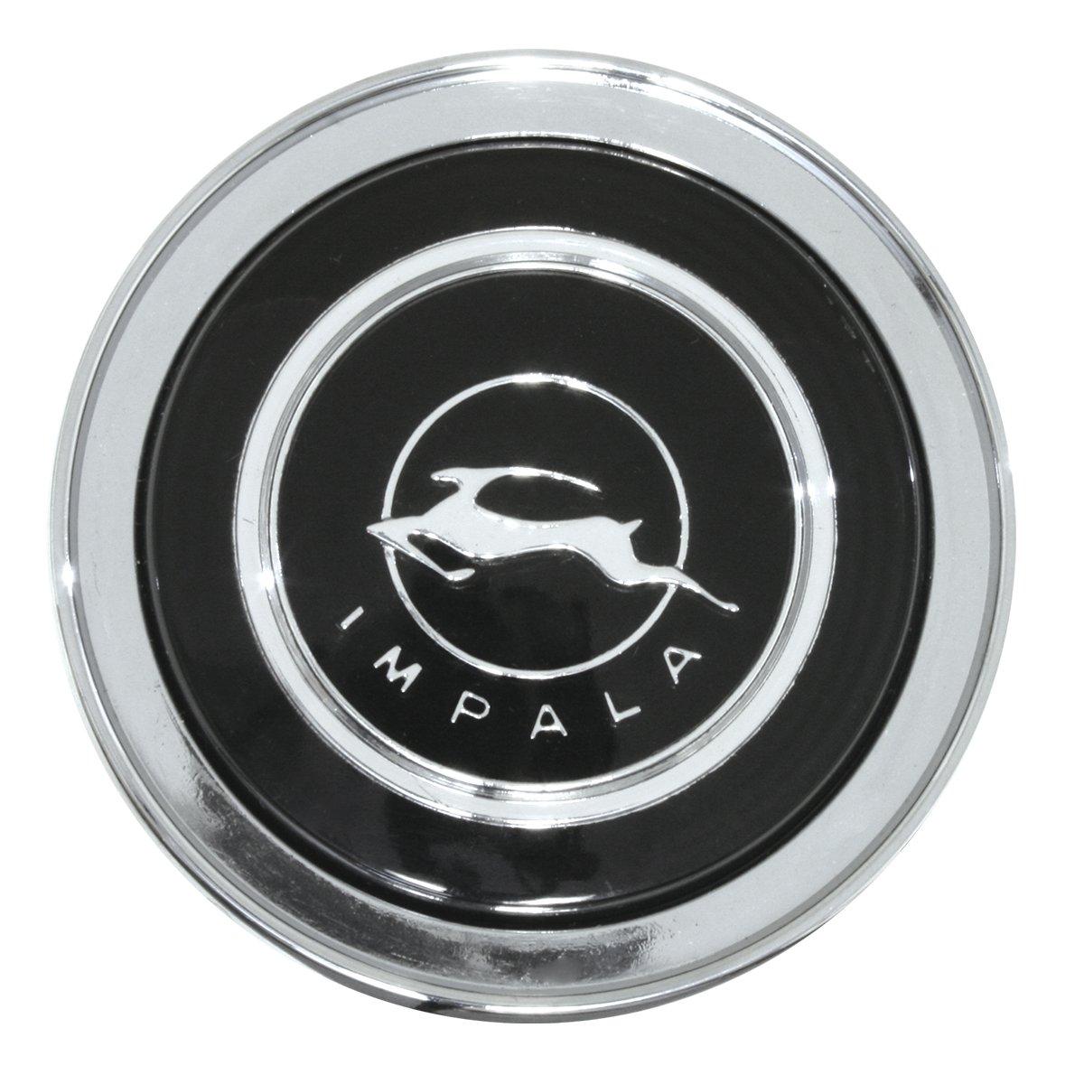 KNS Accessories KC9203 1964 Impala Horn Button Emblem